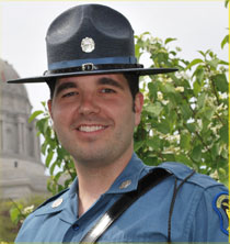 Trooper Alex Lacey