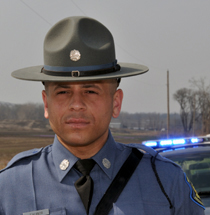 Sergeant Demond Tauber