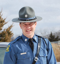 Trooper Steven Johnson